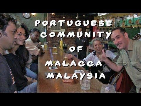 Portuguese Settlement of Malacca ...
