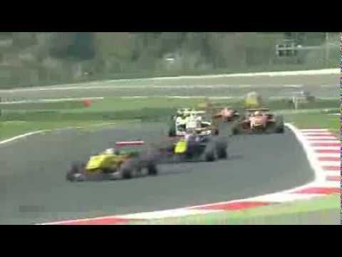 Highlights Gara1 FIA F3 European Championship 2013