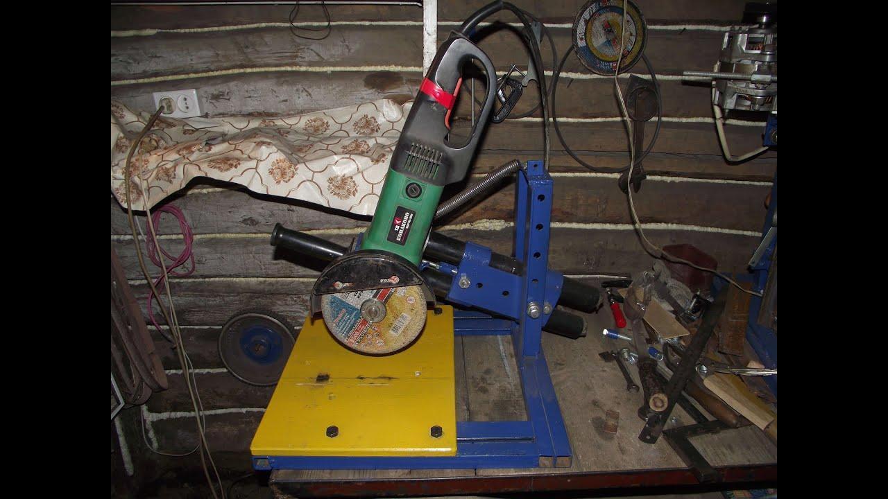 Как сделать станок по металлу