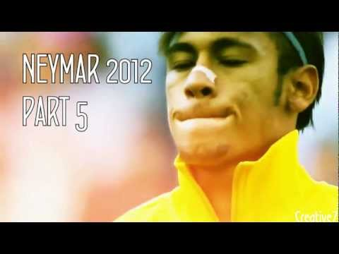 Neymar 2012 Skills | Olympic games | Is Anybody Out There | (Part 5)