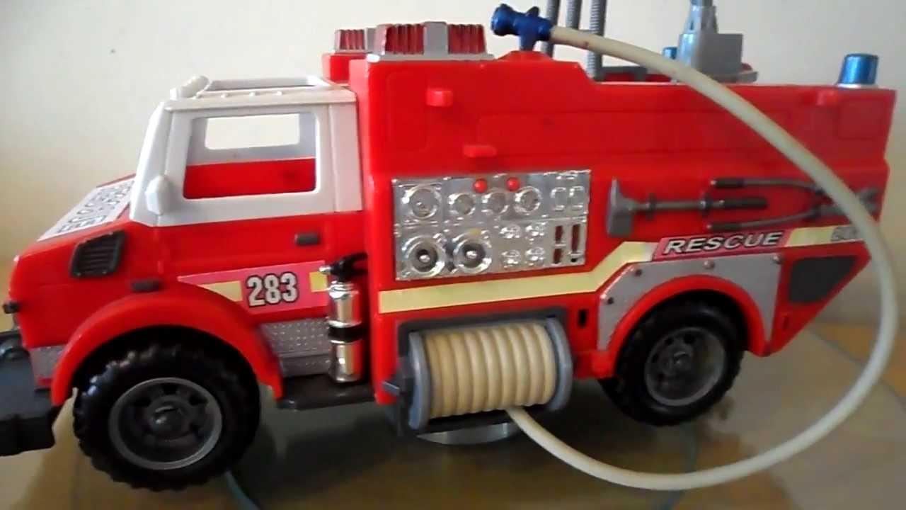 VINTAGE DICKIE TOYS LARGE FIRE - 62.9KB