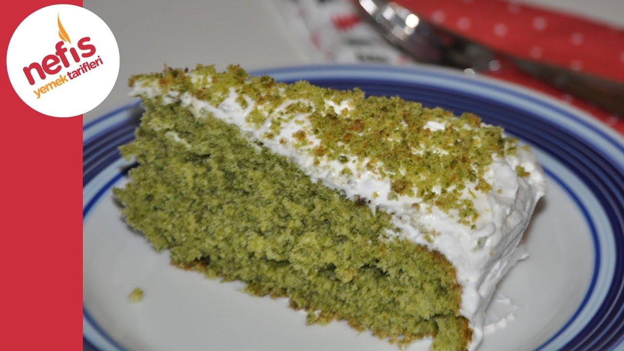 Ispanaklı Kek Tarifi - Nefis Yemek Tarifleri - YouTube