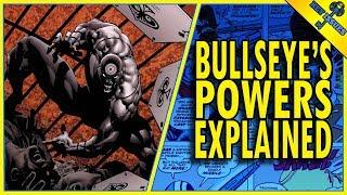 Bullseye's Powers Explained