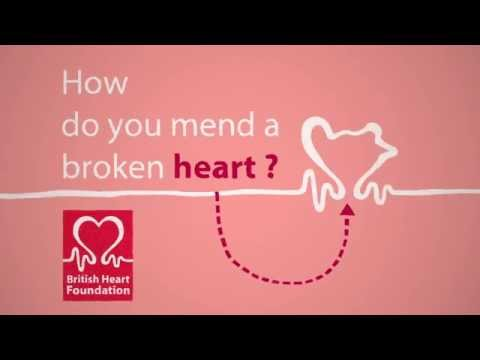 How do you mend a broken heart? [Part 1 of 4]