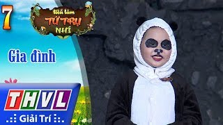THVL | Tiếu lâm tứ trụ nhí Mùa 2 – Tập 7[2]: Kungfu Panda - Hoài Phương