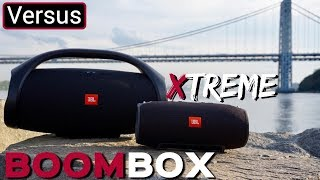 JBL BOOMBOX Vs JBL Xtreme - Does Size Mean Everything?