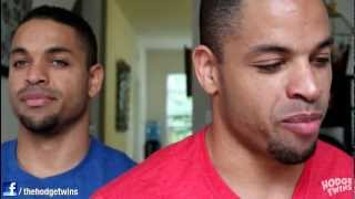 Life Is Tough Stay Positive @hodgetwins