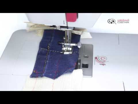 Bernina Bernette sew&go 8 Обзор