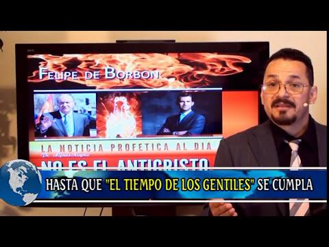 FELIPE DE BORBON Y DE GRECIA NO ES EL ANTICRISTO Y