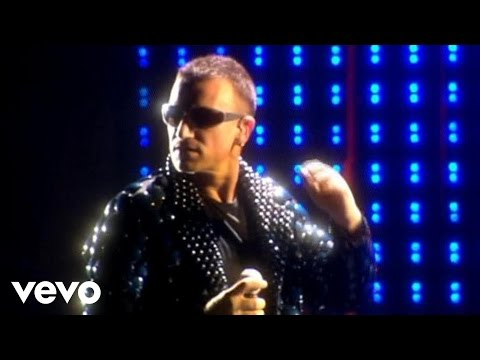 U2 - Hold Me Thrill Me Kiss Me Kill Me Live