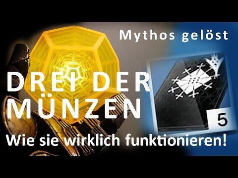 Destiny - Drei der Münzen | Wie sie wirklich funktionieren