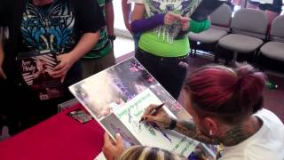 TNA Impact Wrestling Jeff Hardy Velvet Sky South Florida (Part 4)