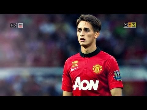 Adnan Januzaj - EPL Debut 2013/14 vs Crystal Palace - HD By S-S