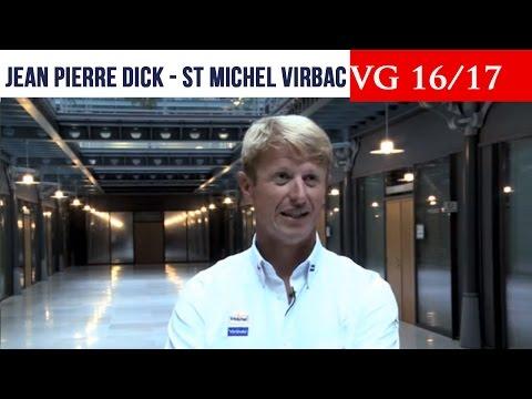 IMOCA - Jean-Pierre Dick se prépare pour le Vendée Globe 2016