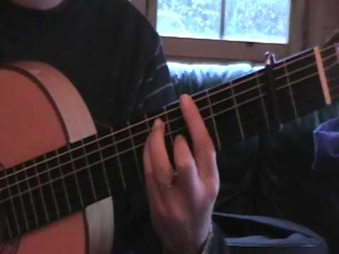 un amor gipsy guitar chord. accord un amor
