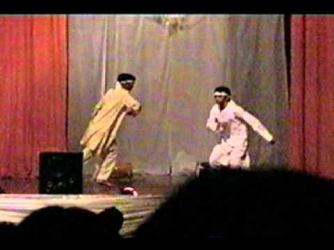Dholi Taro Dhol Baaje - UWIHS Divali Programme (2001)