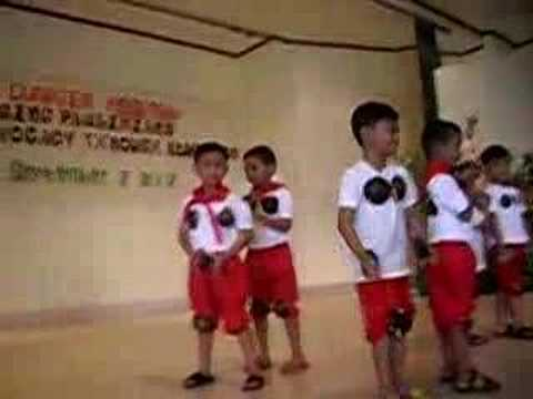 Coconut Shell Dance(maglalatik) video