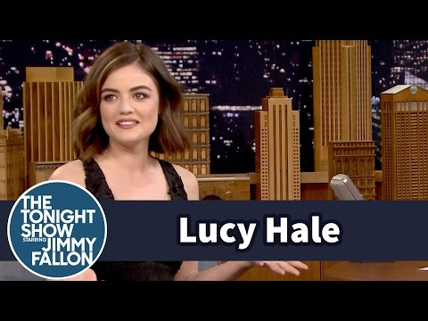 Lucy Hale Is Lying About Her First Name