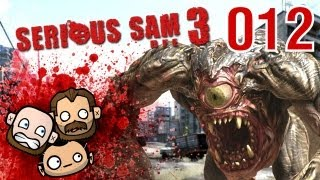 LPT: Serious Sam 3 #012 - Rambo 3 [720p] [deutsch]