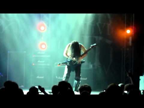 Morbid Angel - Chapel of Ghouls (solo Trey Azagthoth) @ 013 Tilburg Netherlands 2011-06-12 (181351)