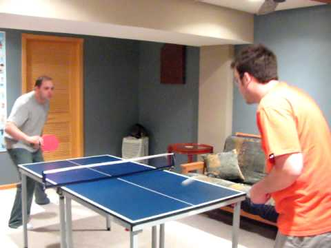 Mini Ping Pong Table At Minipingpongtables Com Youtube
