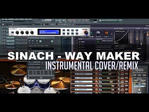 Sinach - Way Maker (Instrumental Cover/Remix) - FL Studio 11