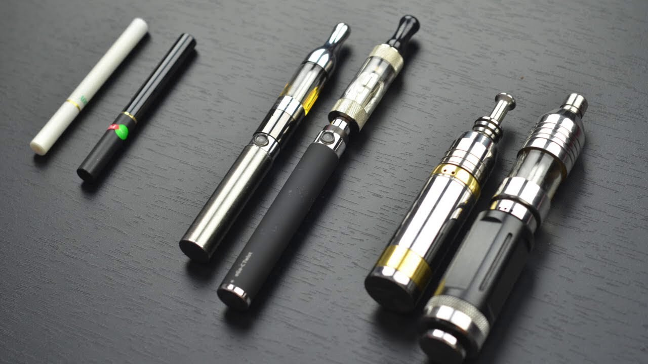Pack e cigarette ego t