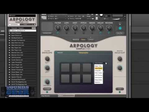 Sample Logic ARPOLOGY review - SoundsAndGear.com