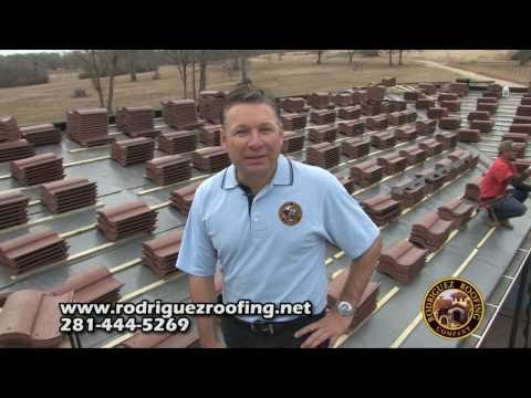 Rodriguez Roofing Tile Roof Installation