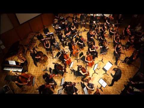 """On the Nature of daylight"" (Shutter Island) par l'orchestre Gabriel Fauré"