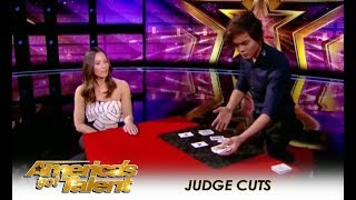 Shin Lim: The Worlds BEST Close-up Magician SHOCKS Again! | America