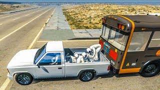 EXTREME CRASHES #79 - BeamNG Drive