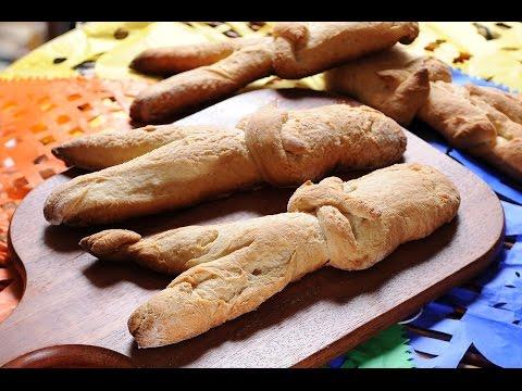 Pan de muerto casero