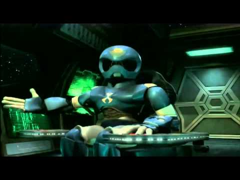 Toonami 2012 - Adult Swim April Fools Intro