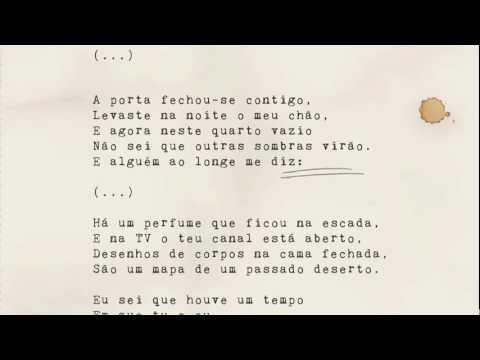 Pedro Abrunhosa - No Desistas De Mim