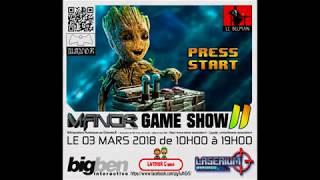 MANOR GAME SHOW II - Compétition GT Sport (3 mars 2018)