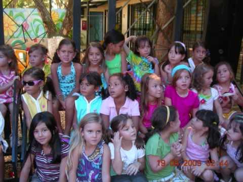 Promoción 2009 de Educación Inicial Colegio La Fe - YouTube