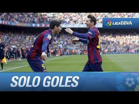 Todos los goles de FC Barcelona (2-0) Valencia CF