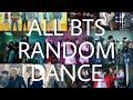 BTS KPOP RANDOM DANCE CHALLENGE (with mirrored video)