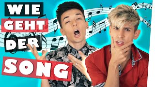 Songs und Songtexte erraten! ♪♫🤣 - ft. darkviktory ♥ | Kostas Kind