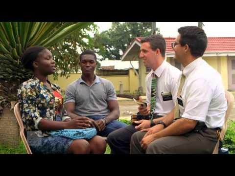 April 2016 World Report: Elder Bednar Visits Liberia After Country Declared Ebola-Free