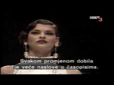 Linda Evangelista - Top-earning model of the 90's