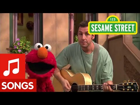 Sesame Street: A Song About Elmo video