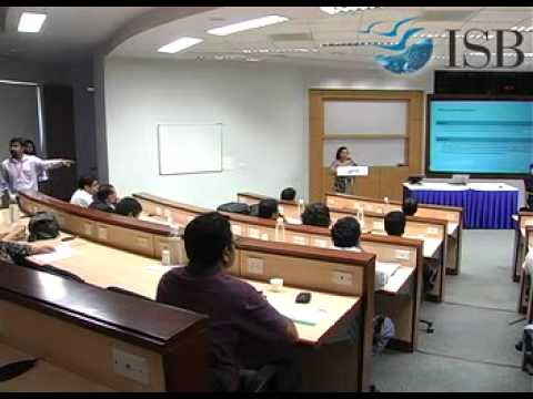 Nidhi Reddy at Workshop on Employability and Skilling at ISB