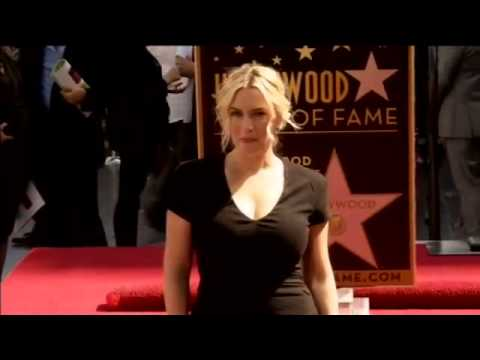 English Actress Kate Winslet Hot And Sexy Video   Htc video