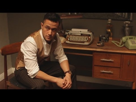 Joseph Gordon Levitt for Flaunt Mag Behind the Scenes 2