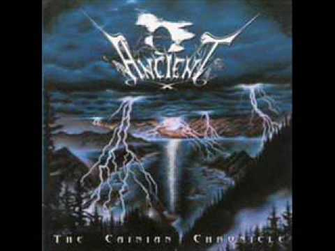 Ancient - At The Infernal Portal (Canto Iii)