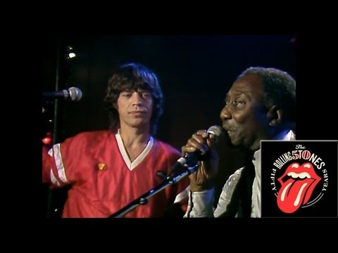 The Rolling Stones - Hoochie Coochie Man (& Muddy Waters) (Live)