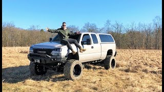 WE BOUGHT A FARM FOR OFF ROADING!!! 17 Acres of Freedom...