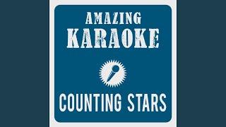 Counting Stars Karaoke Version Originally Performed By Onerepublic